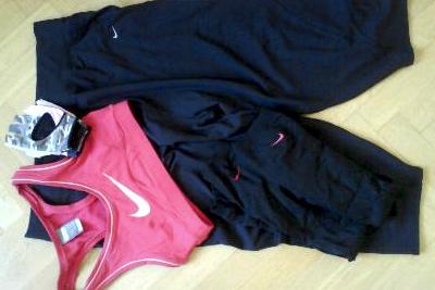 dagens outfit kommer från Nike