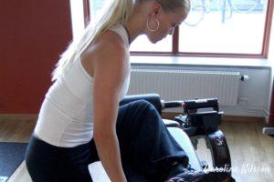 Bra stretchar för rumpan och höftböjaren