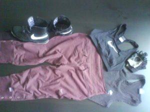träningskläder idag