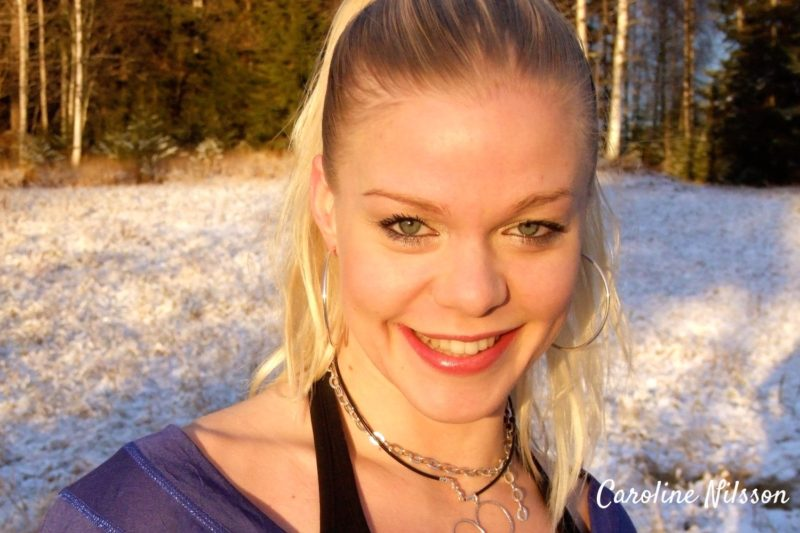 PT och gruppträningsinstruktör Caroline Nilsson