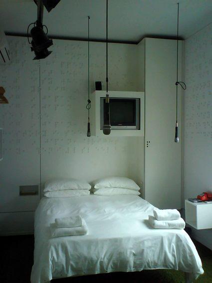 häftigt rum