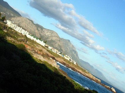 Hermanus och Grotto Beach