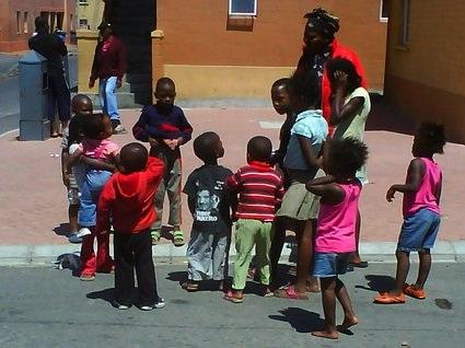 barnen i Kåkstaden