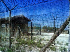 staketen på Robben Island