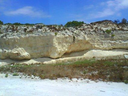 stenbrottet på Robben Island