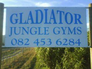 gym i Sydafrika