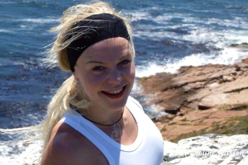 Caroline Nilsson är personlig tränare och bloggar om träning
