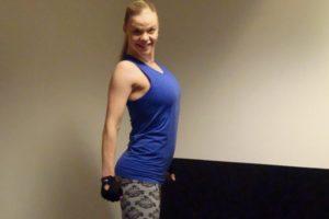Promenera dig i form!