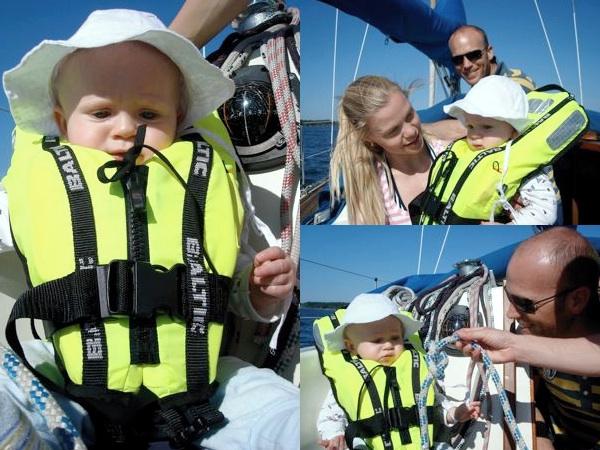 Kapten Vidar fyller 8 månader idag