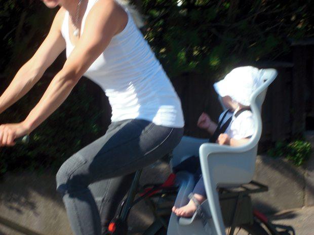 Cykeltur med Vidar