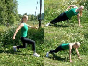träning i Norrland