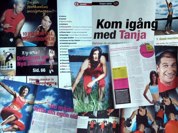 Fitness Magazine september