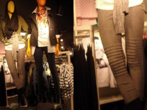 Jeans på HM