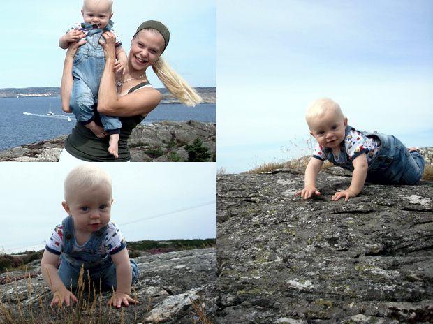 Dagens utsikt på Marstrand