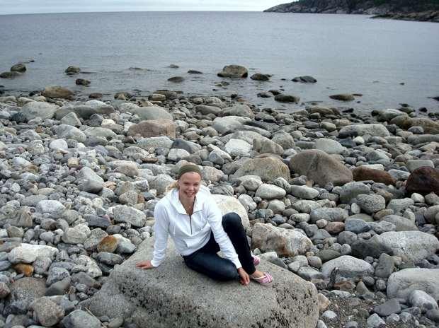 Notsand i Norrland