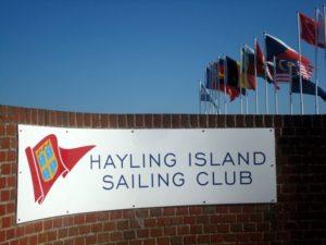 Hayling Island sailing club