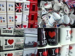 te i London så klart