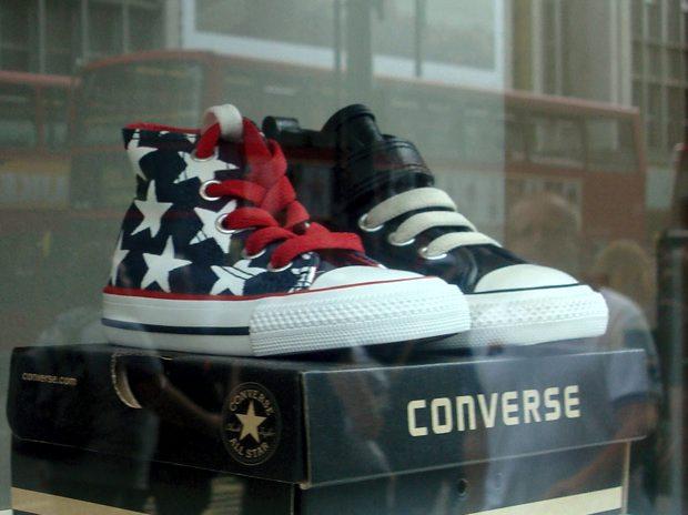 Converse för stora och små