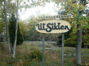 vandrarhemmet på Finnhamn
