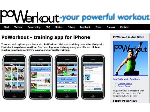 Poworkout.com