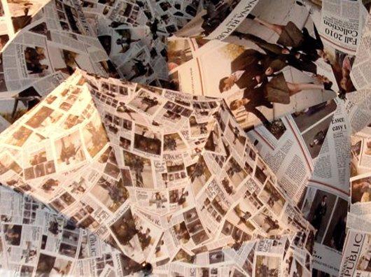 Tidningsmakeri