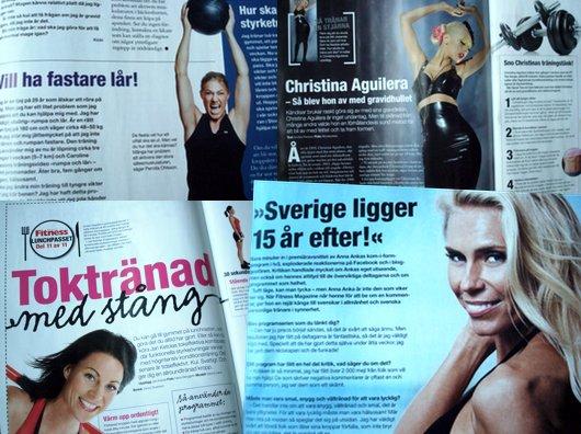 Fitness Magazine December