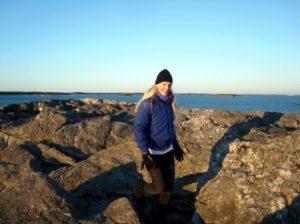 höst i Sandhamn