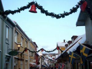 julmarknad i Sigtuna