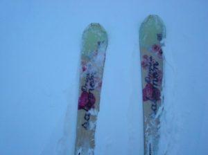 mina skidor
