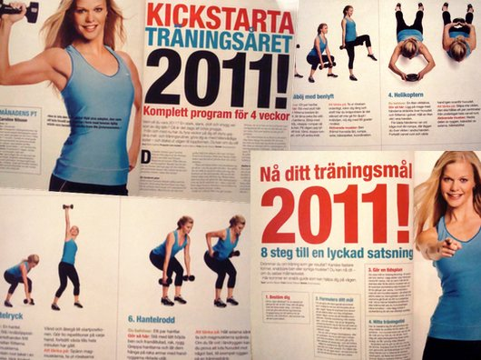 Missa inte Fitness Magazine