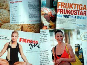 senaste numret fitness magazine