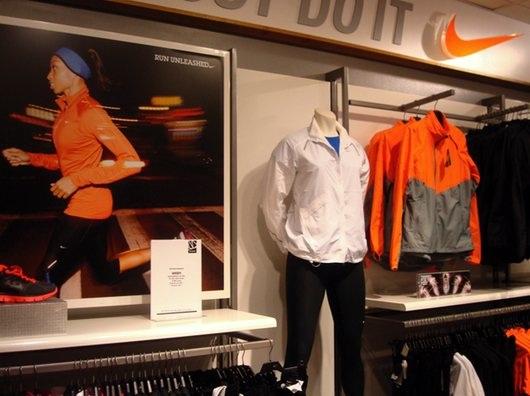 Orange för löpare