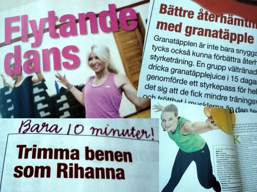 Fitness Magazine #3