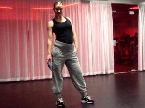 graviditet och träningskläder