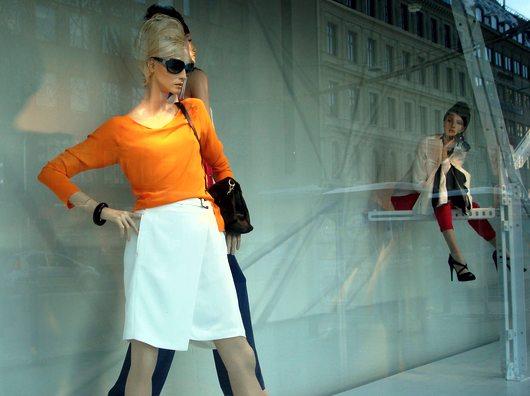 Modespaning på Zara