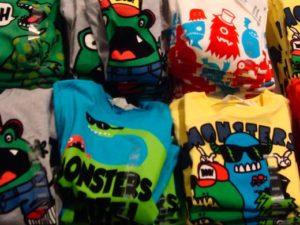 häftiga t-shirts på HM