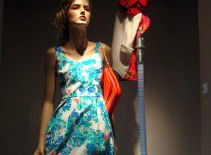 klänning på Zara