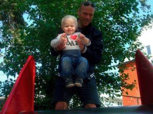 Mulle Meck Vidar och Erik