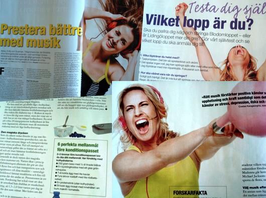 Fitness Magazine #5 2011