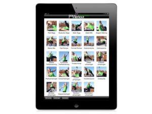 Poworkut iPad
