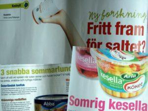 fitness tidningen