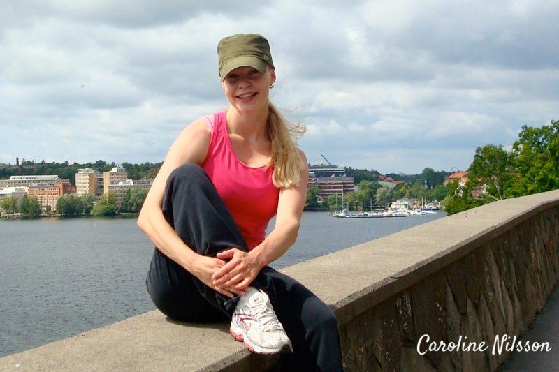 Caroline bloggar om träning