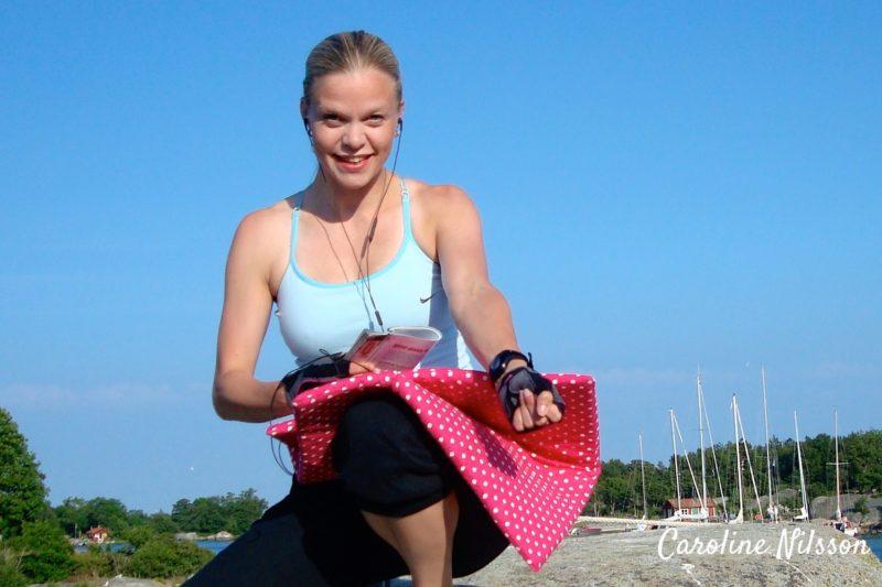 Träna med PT Caroline Nilsson