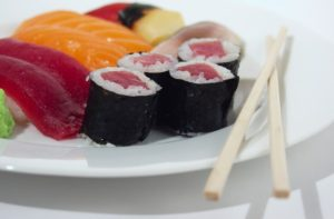 Sushi (photo by Michael Connors)