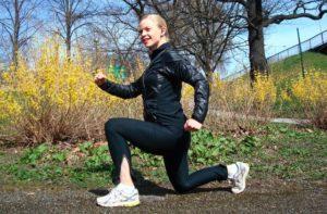 Träna ben och bak på 3 minuter