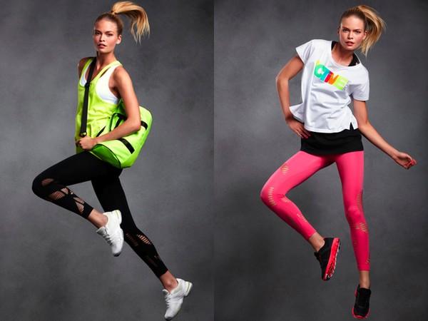Gina Tricot lanserar sportkollektion