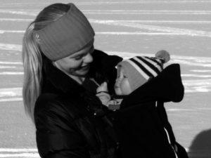 Skidor Sthlm Caroline & Tyra