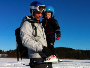 Skidor Sthlm Vidar & Erik