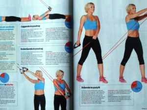 Fitness Magazine april 2012 AS