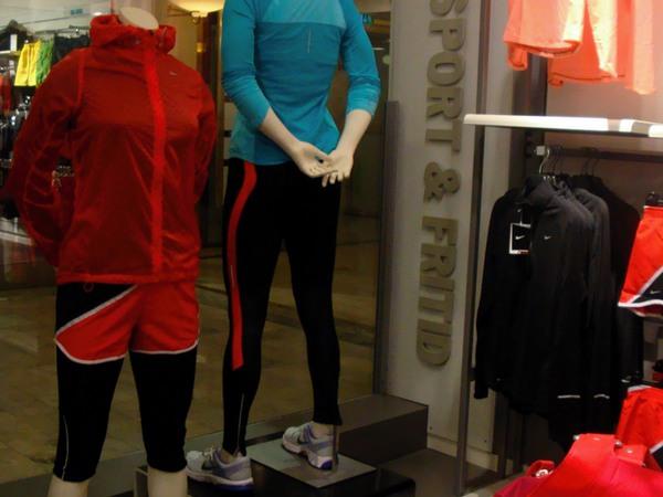 Nike på NK Sport
